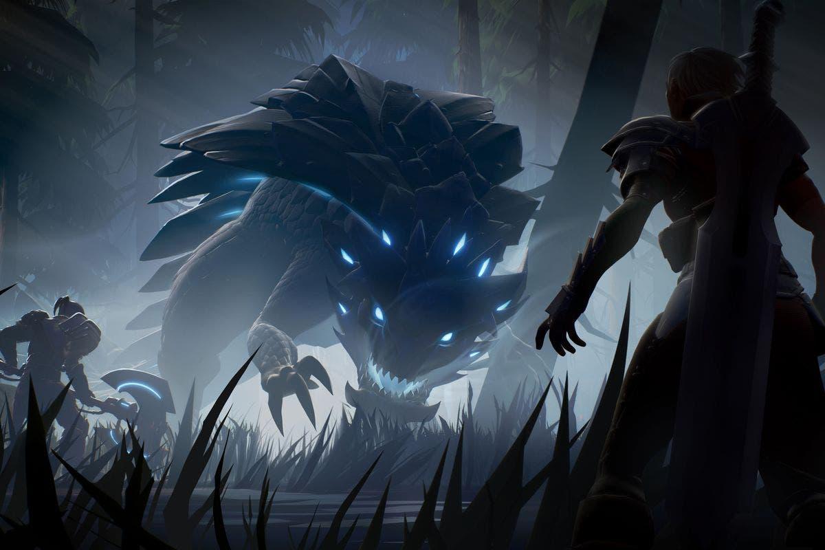 Imagen de Dauntless muestra un tráiler anunciando su llegada a varias plataformas