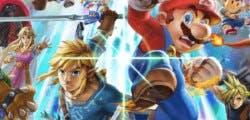 Ya disponible el primer parche de Super Smash Bros. Ultimate