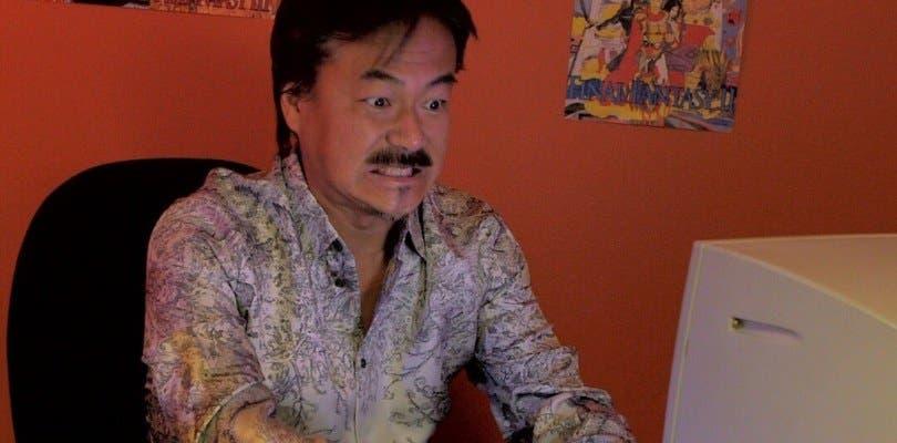 Hironobu Sakaguchi, creador de Final Fantasy, ha comenzado un nuevo proyecto