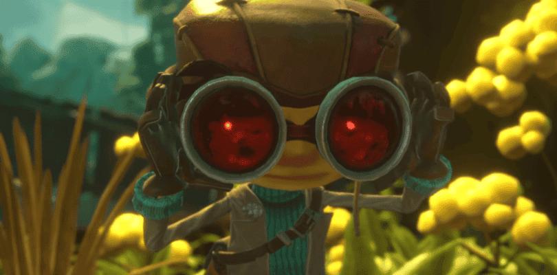 Psychonauts 2 anuncia su llegada en 2019 durante The Game Awards