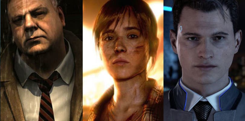 Anuncian la Quantic Dream Collection con Detroit, Beyond y Heavy Rain