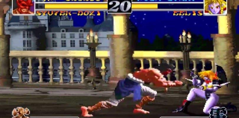 Ragnagard será el próximo juego de NeoGeo en llegar a Nintendo Switch