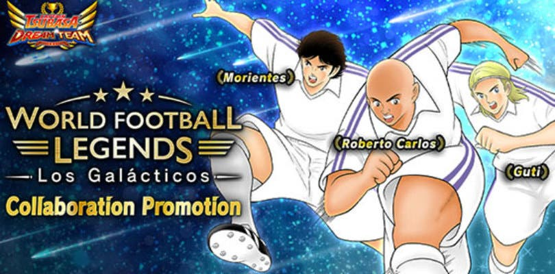 Captain Tsubasa: Dream Team incorpora a jugadores del Real Madrid