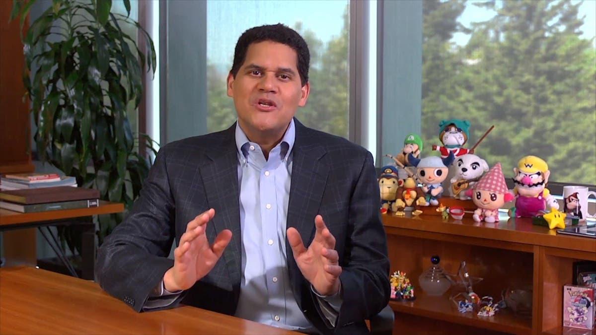 Imagen de Reggie Fils-Aimé considera que la clave para un E3 2021 exitoso es la inclusión de contenido reproducible