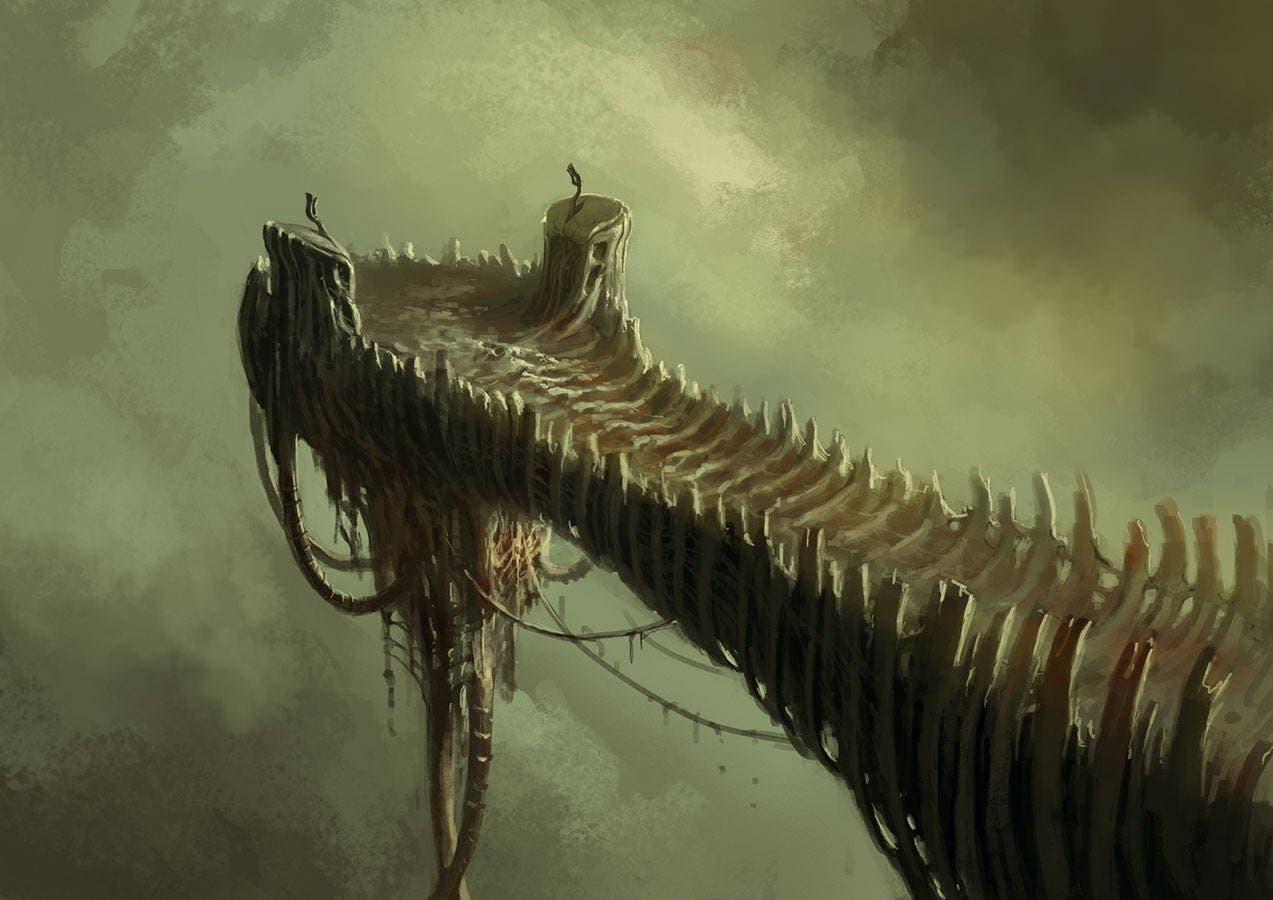 Imagen de Scorn, el proyecto de terror inspirado en el trabajo artístico de la saga Alien vuelve a dar señales de vida