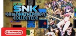 SNK 40th Anniversary Collection añade 11 nuevos juegos completamente gratis