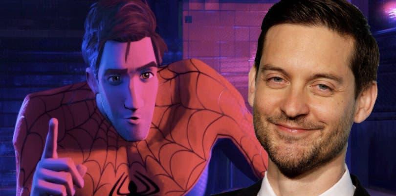 Tobey Maguire podría haber tenido un papel en Spider-Man: Un nuevo universo
