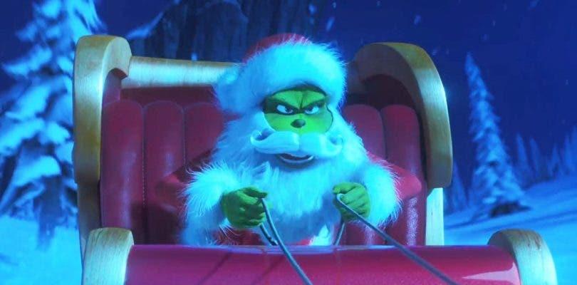 El Grinch adelanta la Navidad en su primer fin de semana en España