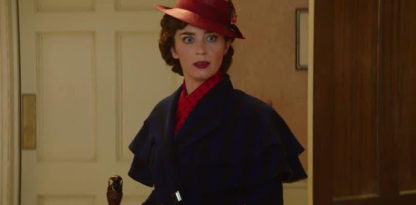 La nostalgia de El regreso de Mary Poppins no conquista la taquilla