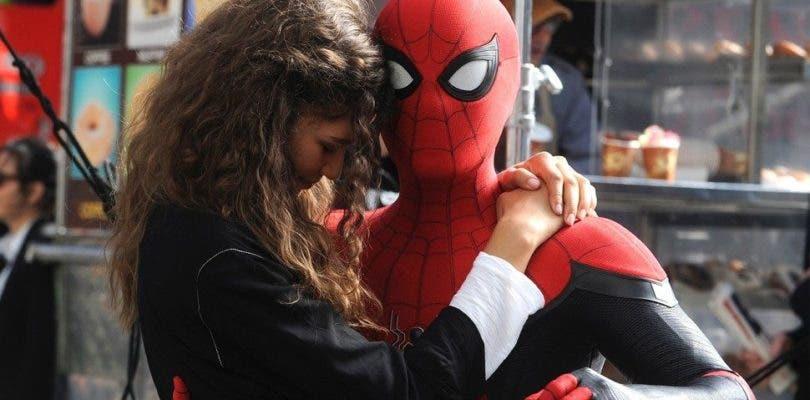 El primer tráiler de Spider-Man: Lejos de casa se estrenará esta semana