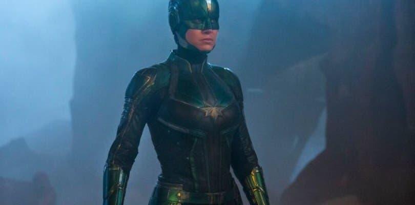 Capitana Marvel será una heroína con los pies en la tierra