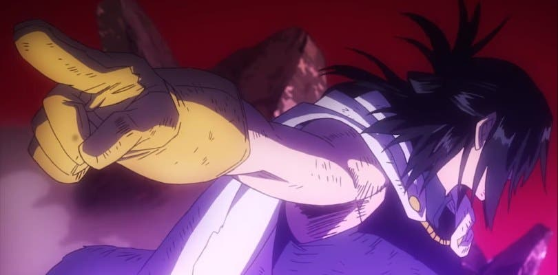 Así es All Might: Rising The Animation, el corto inédito de My Hero Academia