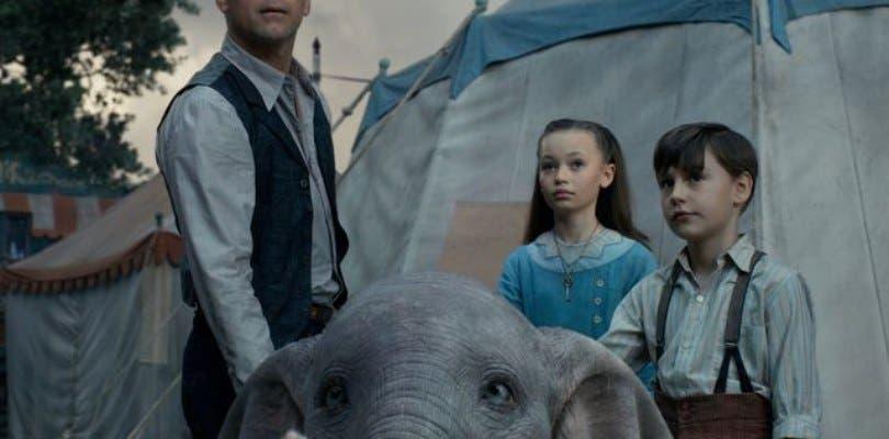 Dumbo echa a volar en sus nuevos pósteres individuales