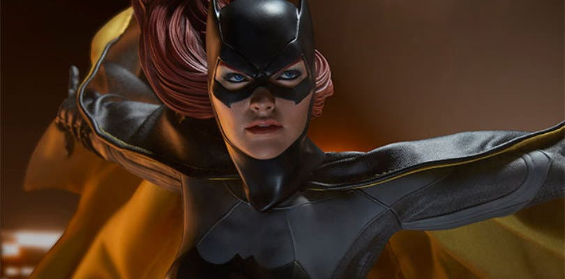 Revelan al completo el aspecto de la nueva pieza 1/4 de Batgirl