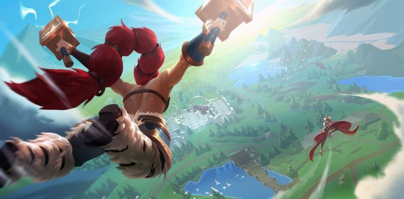 Battlerite Royale se lanzará oficialmente durante Febrero bajo el formato free to play