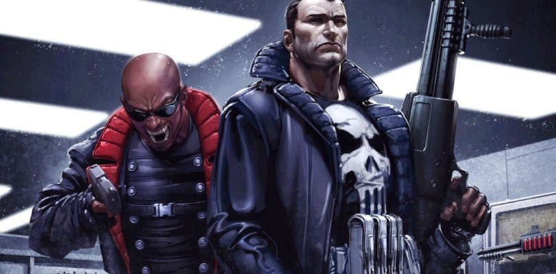 El showrunner de The Punisher querría hacer una serie de Blade