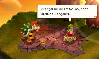 Mario & Luigi: Viaje al centro de Bowser