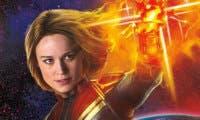 Capitana Marvel apuesta por la épica en sus nuevos pósteres promocionales
