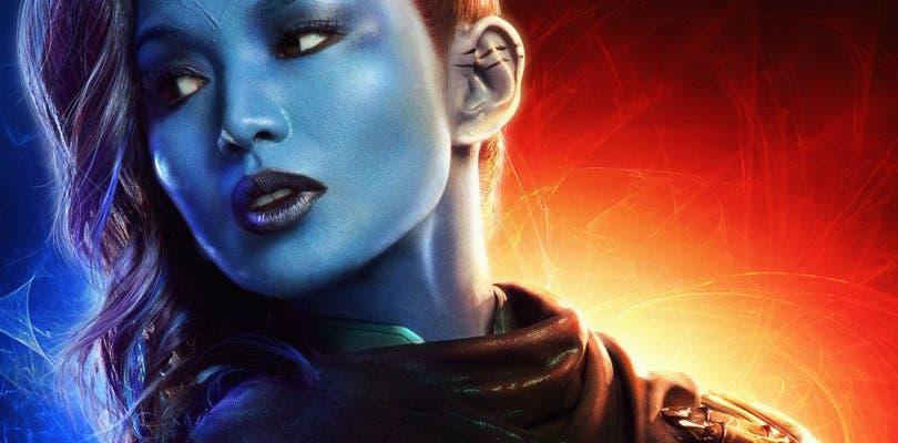 Capitana Marvel regresa con nuevos y sorprendentes pósteres individuales