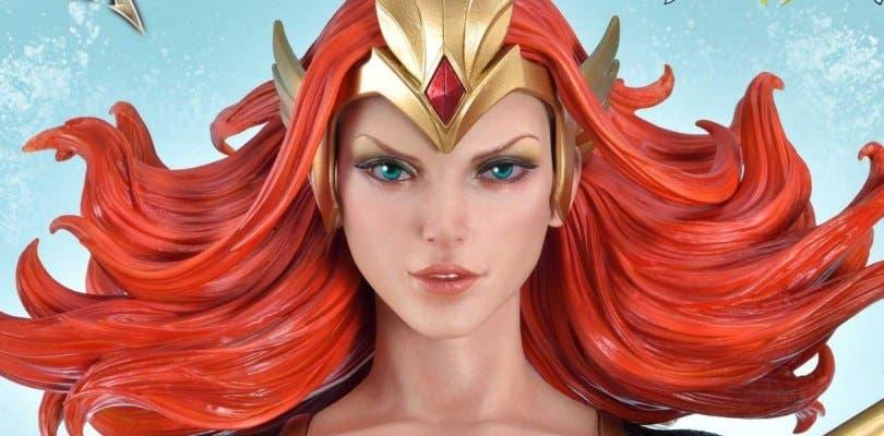 Prime 1 Studio representa a Mera de Aquaman