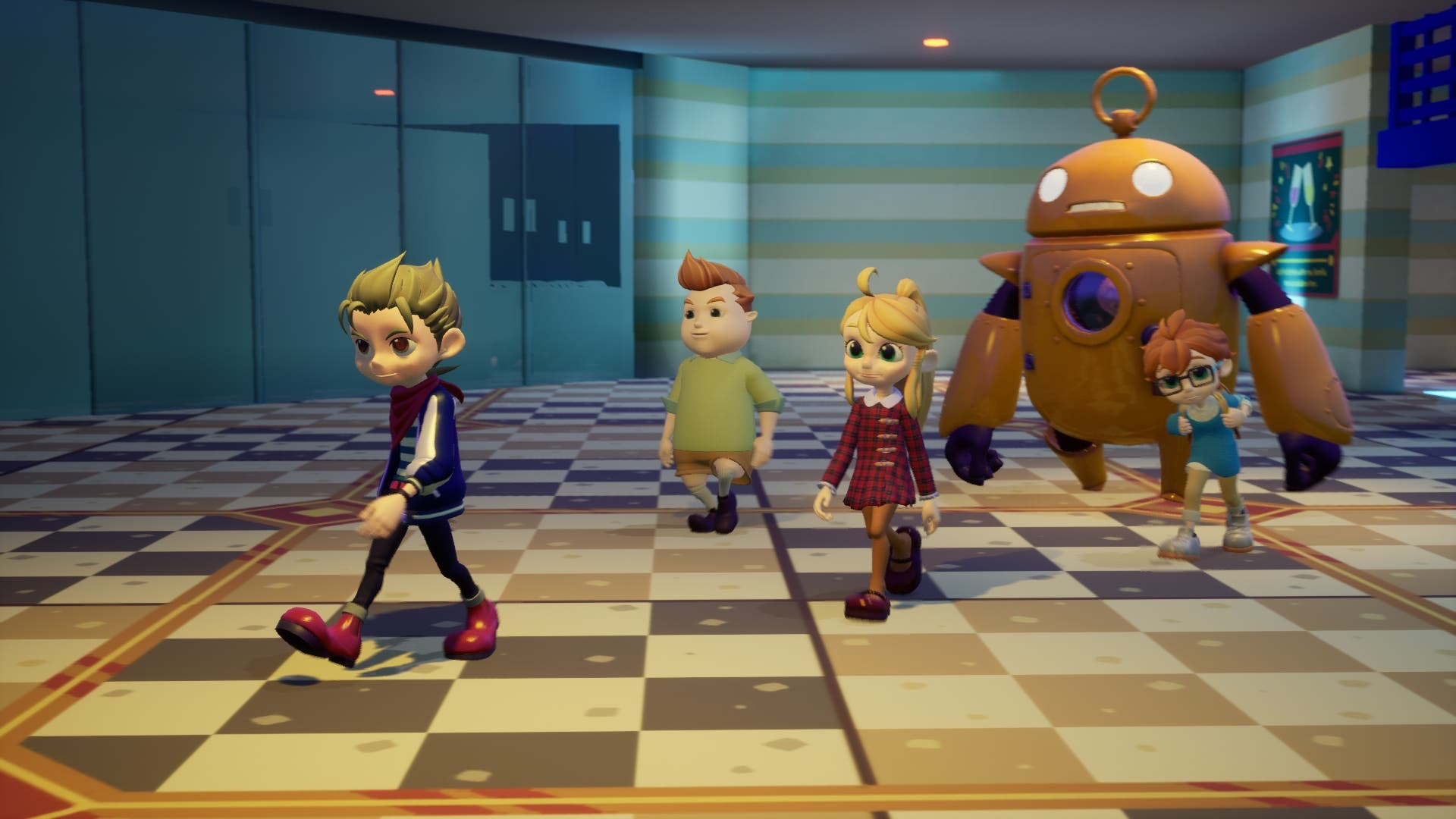 Imagen de Destiny Connect se luce en un nuevo gameplay