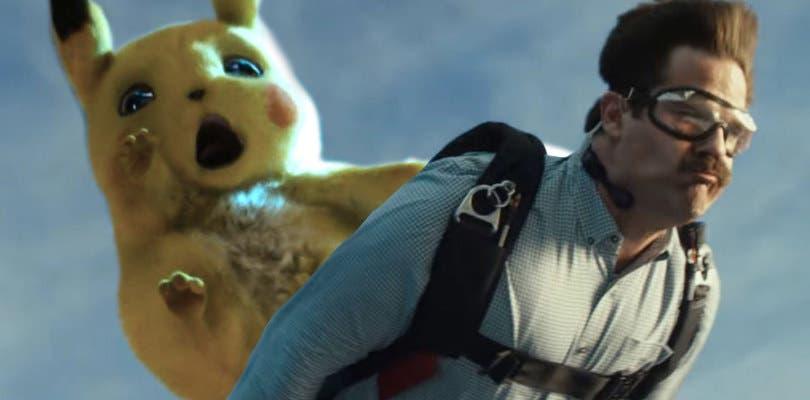 Rob  Delaney saltará de Deadpool 2 a Detective Pikachu