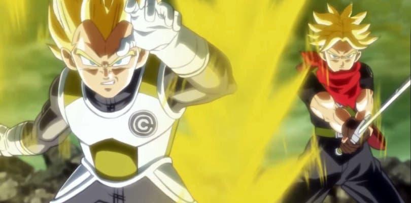 Crítica del episodio 7 de Dragon Ball Heroes: Menos fanservice, más Dragon Ball Super