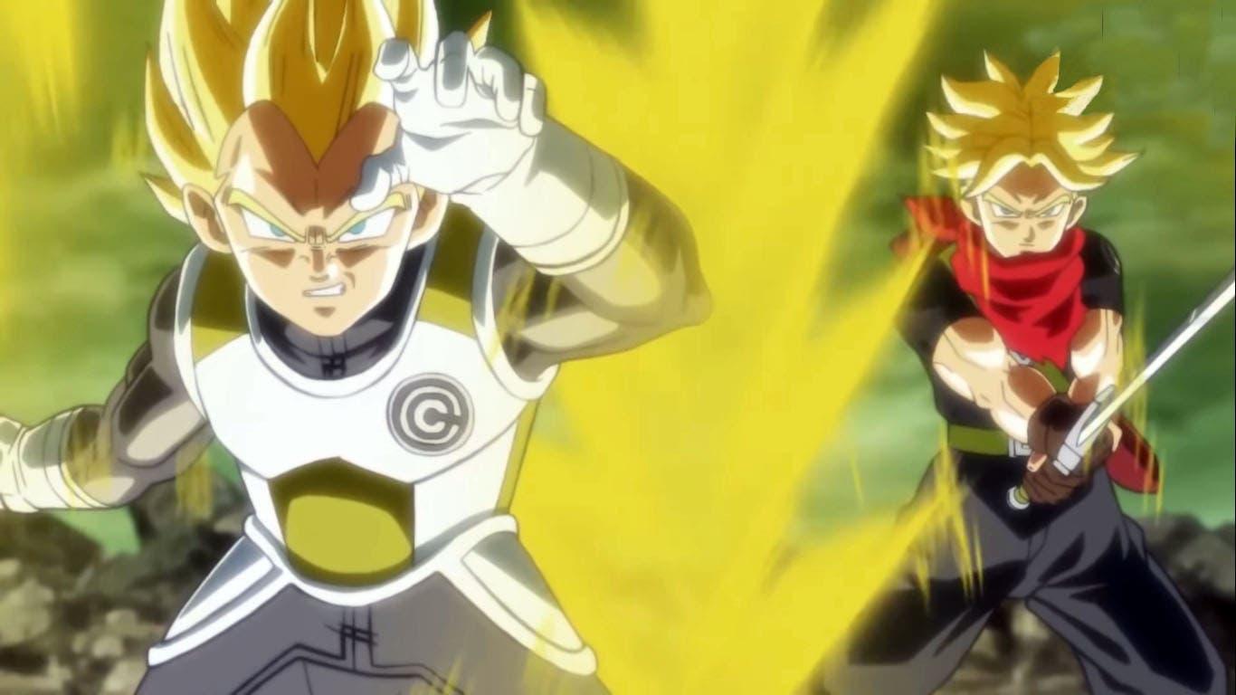 Imagen de Crítica del episodio 7 de Dragon Ball Heroes: Menos fanservice, más Dragon Ball Super