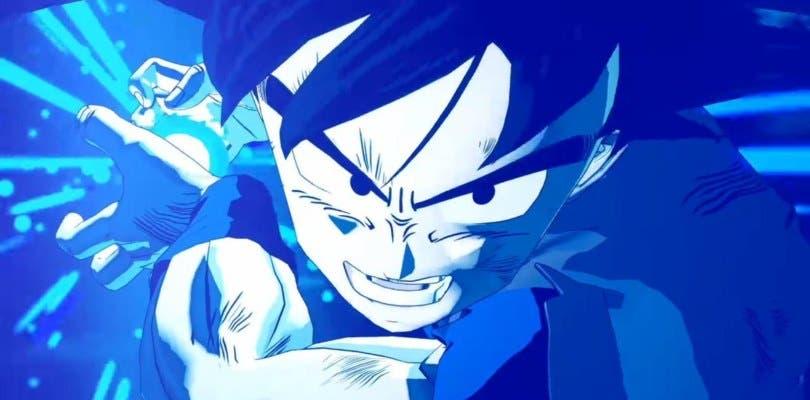 El poder de los saiyans regresa con el primer tráiler de Dragon Ball Project Z
