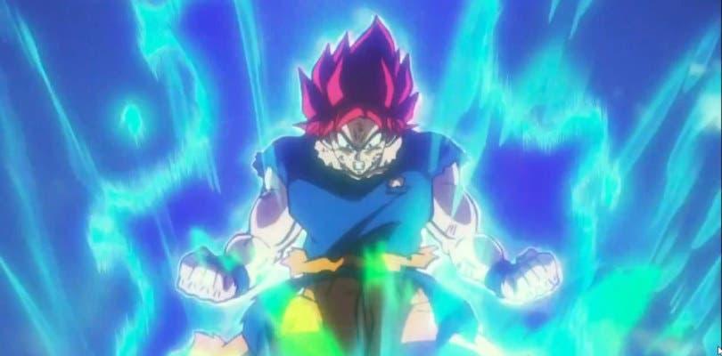 Dragon Ball Super: Broly | Goku alcanza el Super Saiyan Blue en el nuevo tráiler