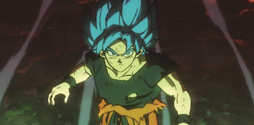 Dragon Ball Super: Broly | Lista de cines españoles