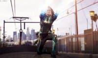 Carol pasa a la acción en el increíble nuevo clip de Capitana Marvel