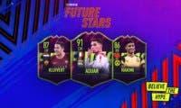 Hakimi, Aouar y Kluivert se unen a los Future Stars de FIFA 19 Ultimate Team