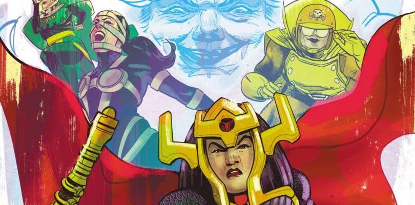 Estas serán las villanas principales de New Gods, la nueva película de DC
