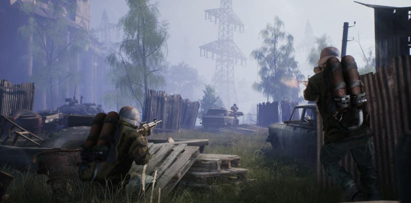 Fear the Wolves dejará el Early Access la próxima semana