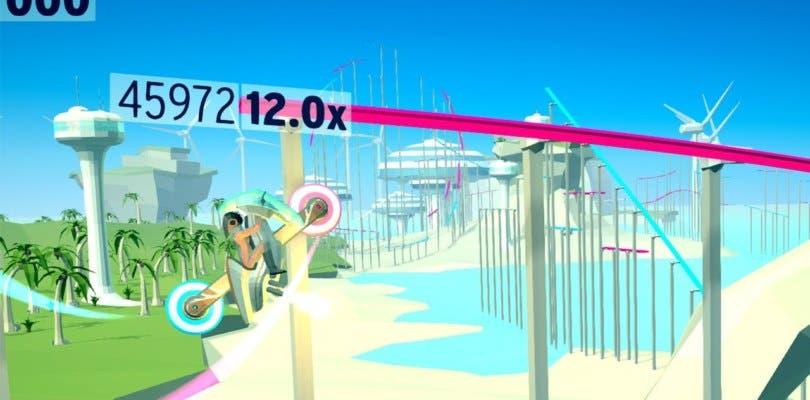 FutureGrind se exhibe en un nuevo gameplay
