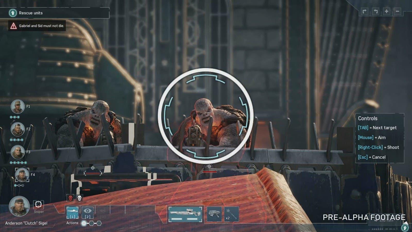 Imagen de Gears Tactics, el exclusivo de Windows 10, podría llegar a Xbox One