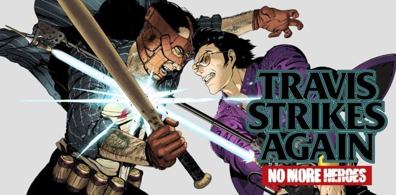 Suda51 ofrece unas declaraciones sobre la demo técnica en Travis Strike Again: No More Heroes