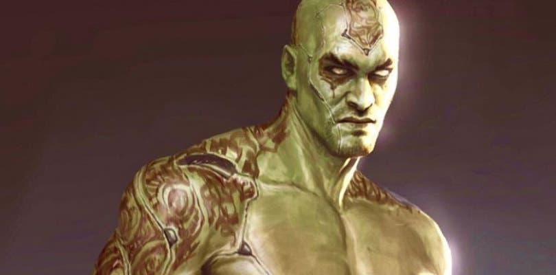 De Guardianes de la Galaxia a Aquaman: Así hubiera sido el Drax de Jason Momoa