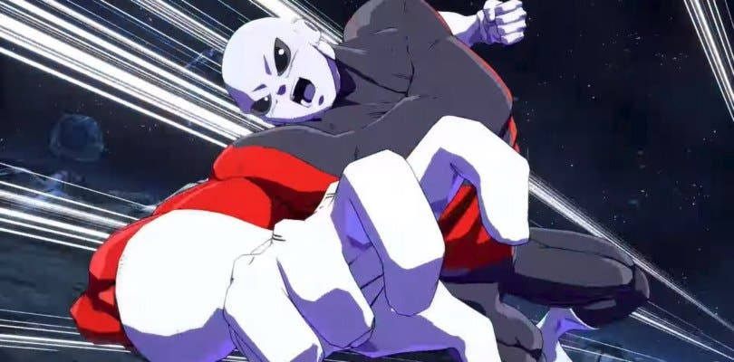 Jiren y tres nuevos luchadores se unen al roster de Dragon Ball FighterZ