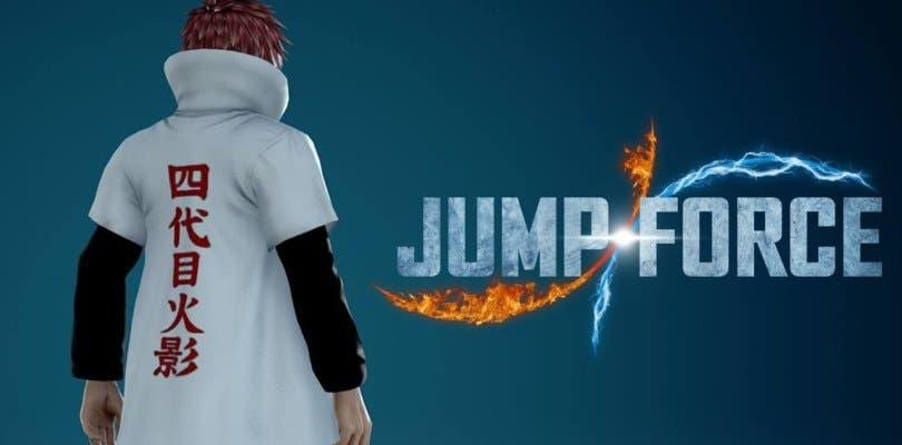Jump Force muestra sus incentivos de reserva en acción