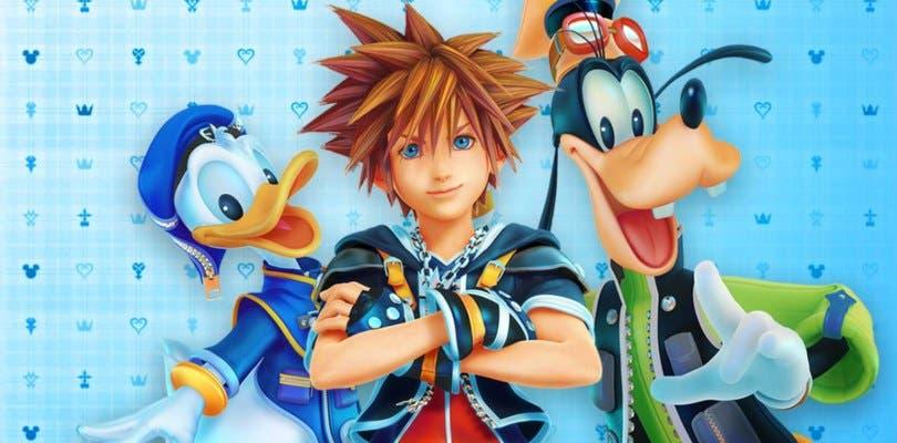 Kingdom Hearts III vende más del doble que la segunda entrega en PlayStation 2 en Reino Unido