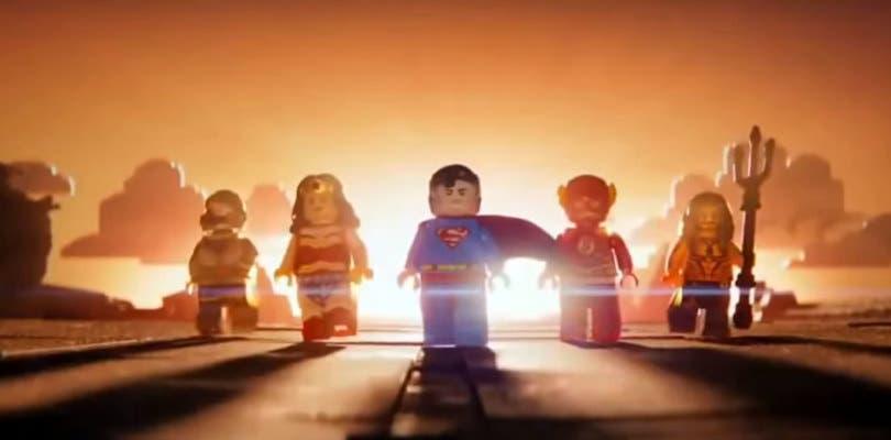 La LEGO película 2 reúne a La Liga de la Justicia en su útimo teaser tráiler