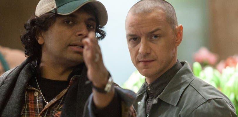 M. Night Shyamalan ha estado autofinanciándose Glass y sus anteriores películas