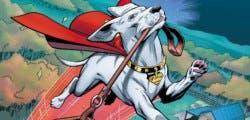 Krypto y otras mascotas de DC llegarán a la gran pantalla de la mano de Warner Bros.