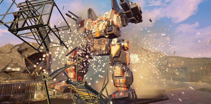 Láseres, disparos y muchas explosiones en el nuevo tráiler de MechWarrior 5