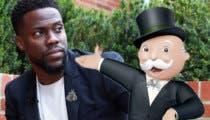 Kevin Hart protagonizará la película sobre el Monopoly
