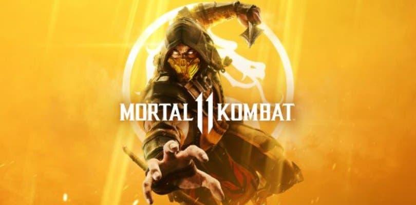 Mortal Kombat 11 revela su box art oficial