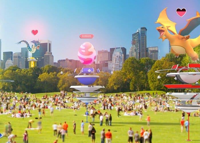 Imagen de El primer evento del año de Pokémon Go da su pistoletazo de salida