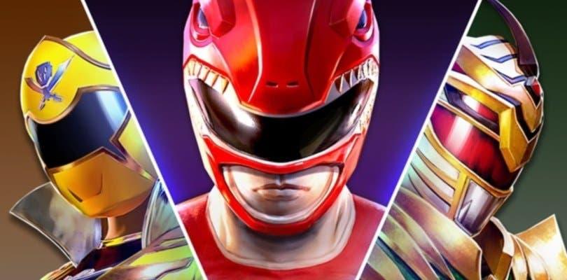 Power Rangers: Battle for the Grid será más accesible que Mortal Kombat 11